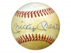 Mickey Mantle Autographed AL Baseball PSA/DNA #S06864