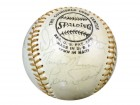 1974 All Star Game Autographed NL Baseball With 21 Signatures Including Thurman Munson PSA/DNA #T11383