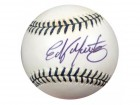 Edgar Martinez Autographed 2001 All Star Game Baseball Seattle Mariners PSA/DNA #S65556