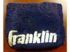 Edgar Martinez Game Used Franklin Wristband with Signed Certificate EM #93