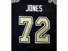 "Ed ""Too Tall"" Jones Autographed Cowboys Blue Jersey America's Team PSA/DNA ITP"