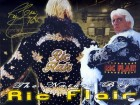 "Ric Flair Autographed 16x20 Photo WWE ""16x"" PSA/DNA Stock #61988"
