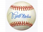 Matt Nokes Autographed AL Baseball New York Yankees PSA/DNA #U93341