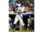 Ichiro Suzuki Autographed 16x20 Photo New York Yankees 4000th Hit IS Holo Stock #65564