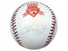 Chipper Jones Autographed 1997 All Star Baseball PSA/DNA #V55189