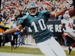 DeSean Jackson Signed - Autographed Philadelphia Eagles 11x14 inch Photo - Guaranteed to pass PSA or JSA
