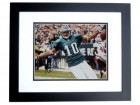 DeSean Jackson Autographed Philadelphia Eagles 11x14 Photo BLACK CUSTOM FRAME