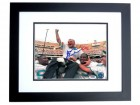 "Don Shula Signed - Autographed Miami Dolphins 8x10 ""300 Wins"" Photo BLACK CUSTOM FRAME - PSA/DNA Certificate of Authenticity (COA)"