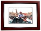 "Don Shula Signed - Autographed Miami Dolphins 8x10 ""300 Wins"" Photo MAHOGANY CUSTOM FRAME - PSA/DNA Authenticated"