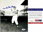 Duke Snider Signed - Autographed Brooklyn Dodgers 8x10 inch Photo - PSA/DNA Certificate of Authenticity (COA) - Deceased Hall of Famer
