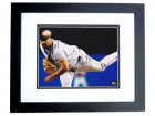 David Wells Signed - Autographed Boston Red Sox 8x10 Photo BLACK CUSTOM FRAME