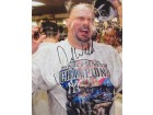 David Wells Signed - Autographed New York Yankees 8x10 inch Photo - Guaranteed to pass PSA or JSA - 2x World Series Champion