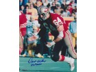 Dave Wilcox Signed - Autographed San Francisco 49ers 8x10 inch Photo - Guaranteed to pass PSA or JSA with HALL OF FAME Inacription