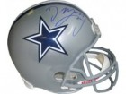 Dallas Cowboys Autographed Mini Helmets