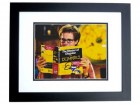 Dana Carvey Signed - Autographed 8x10 SNL Comedian Photo BLACK CUSTOM FRAME - Guaranteed to pass PSA or JSA