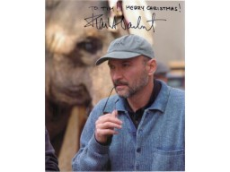 Frank Darabont Signed 8x10 Photo (P, To Tim! Merry Christmas!)