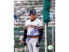 Darrell Evans Autographed Detroit Tigers 8x10 Photo