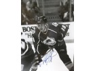 Adam Deadmarsh (Colorado Avalanche) Signed B&W 16x20 Photo