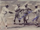 Los Angeles Dodgers (Duke Snider / Wally Moon) Signed 8x10 Photo by Duke Snider & Wally Moon