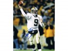 Drew Brees Autographed New Orleans Saints Signed 8x10 Photo 3 Photo
