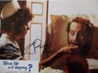 Richard Dreyfuss (Whose Life is it Anyway?) Signed 11x14 Lobby Card