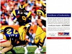 Eric Dickerson Signed - Autographed Los Angeles Rams 8x10 inch Photo - PSA/DNA Certificate of Authenticity (COA)