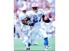 Eddie George Signed - Autographed Houston Oilers 8x10 inch Photo - PSA/DNA Certificate of Authenticity (COA)