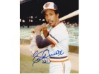 Elliot Maddox Signed - Autographed Baltimore Orioles 8x10 inch Photo - Guaranteed to pass PSA or JSA