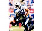 Eddie George Signed - Autographed Tennessee Titans 8x10 inch Photo - Guaranteed to pass PSA or JSA - 1995 Heisman Trophy Winner