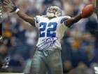 Emmitt Smith Autographed Photo