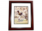 "Fergie Jenkins Signed - Autographed Chicago Cubs 8x10 inch Photo MAHOGANY CUSTOM FRAME - Guaranteed to pass PSA or JSA with a ""HOF 81"" inscription"