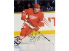 Sergei Fedorov (Detroit Red Wings) Signed 8x10 Photo