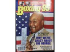 George Foreman Signed Boxing Magazine March 1995