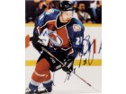 Peter Forsberg Signed 8x10 Photo