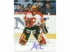 Grant Fuhr (Calgary Flames) Signed 8x10 Photo