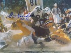 Gino Marchetti Signed - Autographed Baltimore Colts 8x10 inch Photo - Guaranteed to pass PSA or JSA with 1972 Hall of Fame Inscription
