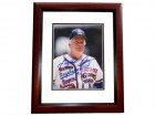 Gaylord Perry Signed - Autographed New York Yankees 8x10 inch Photo MAHOGANY CUSTOM FRAME - Guaranteed to pass PSA or JSA - Hall of Famer