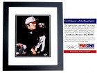 Gary Player Signed - Autographed Golf 11x14 inch Photo BLACK CUSTOM FRAME - PSA/DNA Certificate of Authenticity (COA)