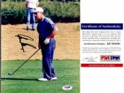 Gary Player Signed - Autographed Golf 8x10 inch Photo - PSA/DNA Certificate of Authenticity (COA)
