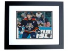 Gary Roberts Signed - Autographed Florida Panthers 8x10 inch Photo BLACK CUSTOM FRAME - Guaranteed to pass PSA or JSA