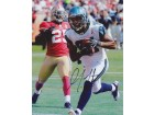 Golden Tate Signed - Autographed Seattle Seahawks 8x10 Photo