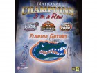 Florida Gators MVP Triple Signed - Autographed 16x20 inch Photo - Guaranteed to pass PSA or JSA by Joakim Noah, Chris Leak, and Corey Brewer - Year of the Gator