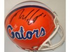 Florida Gators Autographed Mini Helmets