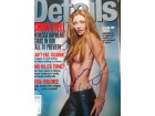 Rebecca Gayheart Signed Details Magazine Cover Only 9/1999