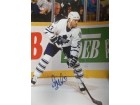 Doug Gilmour (Toronto Maple Leafs) Signed 11x14 Photo