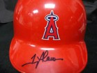 Troy Glaus (Anaheim Angels) Signed Anaheim Angels Full Size Helmet