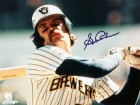 Gorman Thomas Autographed Milwaukee Brewers 8x10 Photo