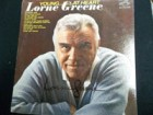Lorne Young At Heart Greene Signed Album Cover