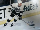 Wayne Gretzky (Los Angeles Kings) Signed limited edition 16x20 Photo #208/300 (Folds and kinks in photo) (Upperdeck Authenticated, No Card)