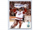 Dominik Hasek Detroit Red Wings Signed 2002 Stanley Cup 8X10 Photo